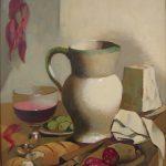 """Manolo RUIZ-PIPO, """"Sangria"""", HST, 46 x 38 cm"""
