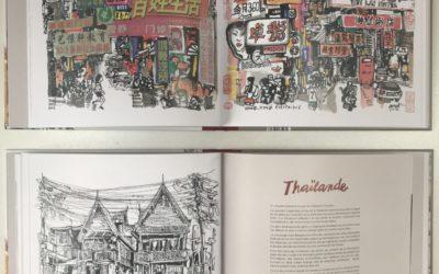 """Sortie du dernier livre de Christophe RONEL """"l'Asie en Zig Zag"""""""