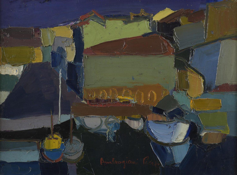 Pierre AMBROGIANI - Galerie d'art Catherine Frederic Portal - Pays basque