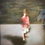 """Berg """"Pas cap !"""", huile sur toile, 100 x 100 cm"""